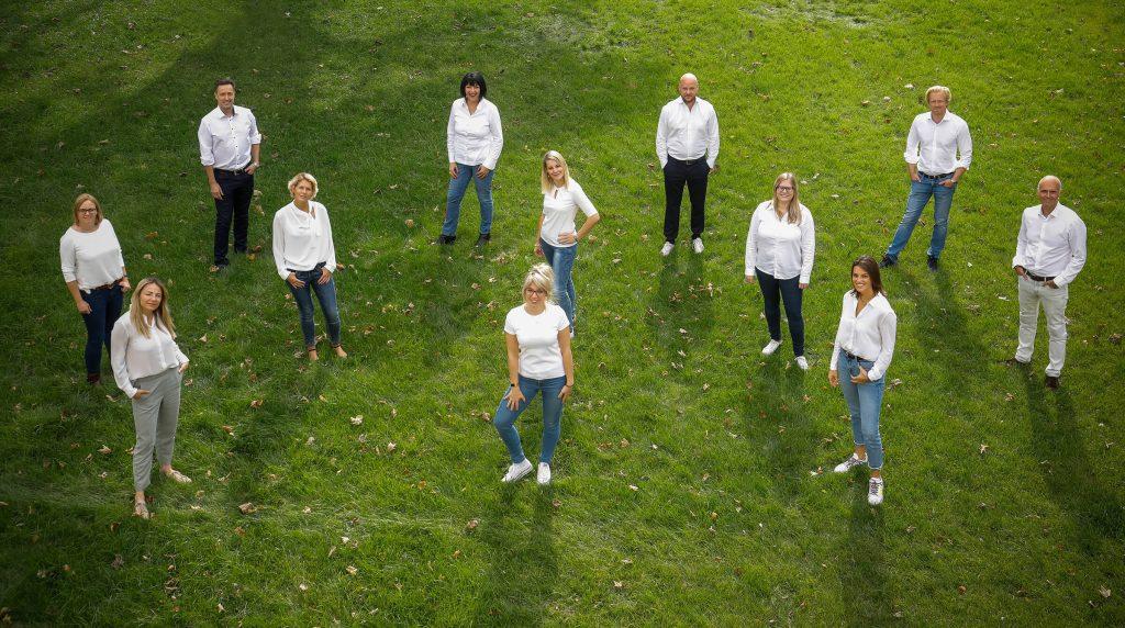 Teamfoto der Austrian Exhibition Experts