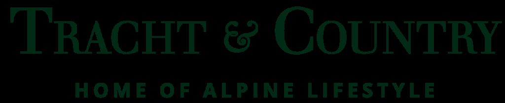 Logo Tracht & Country mit Untertitel