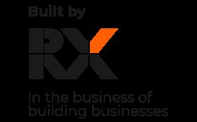 Partner Logo Reed Exhibitions mit Claim